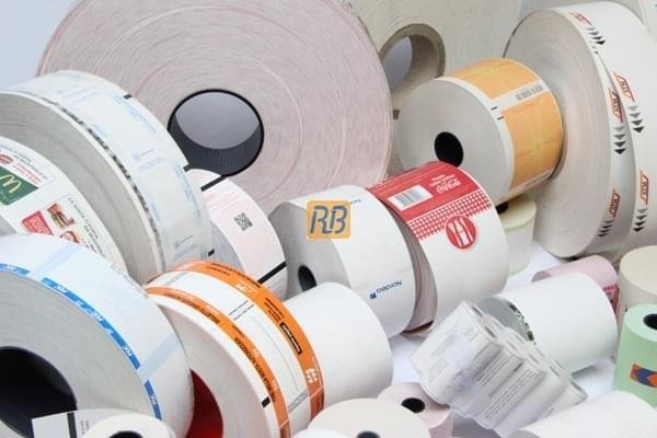 Rolls of Thermal Paper