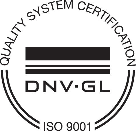 dnv certification iso 9001